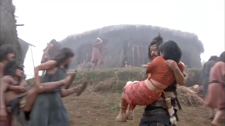 大舜: 来看原始社会的残酷, 简直没文明可言, 女人们太惨了!