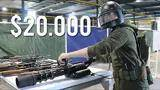 silo s $20,000 airsoft gun stash (rarest and most expensive weapons