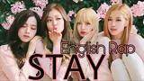 [audio] blackpink - stay with english rap