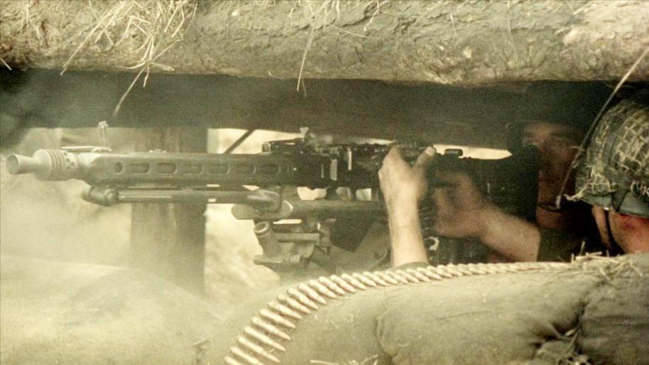 铁十字勋章: 德国经典战争片, 全片德军视角, 全程激战震撼至极