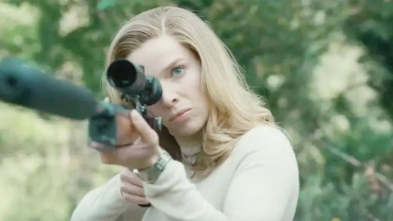 完美狙击: 这才是顶尖杀手, 精通组装各种枪械, 做事滴水不漏精彩