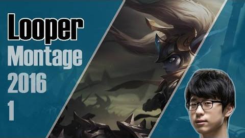 RNG Looper 2016 LPL 春季赛 精彩集锦