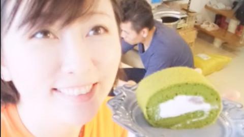 南京 | 芝朴糕点店里做超级好吃的抹茶卷卷