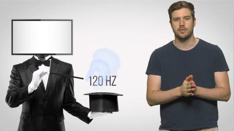 【官方双语】480Hz的电视?这刷新率有毒!#电子速谈