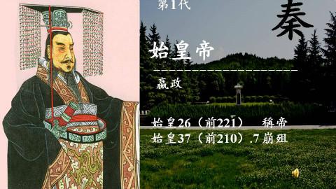 【山寨】华夏145代皇帝全介绍