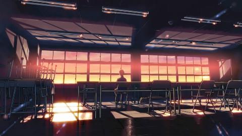 某学校高三大屏幕放周杰伦《默》Live引来大合唱,你泪目了吗?