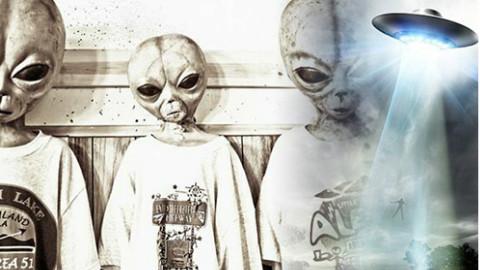 银河系脑洞史:人类的祖先竟是外星人撒下的种