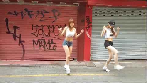SEVE 真是个跳舞的好曲儿!!