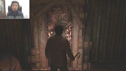 【天儿不错嘛】《寂静岭5》07:为什么每个游戏我都能打出BUG