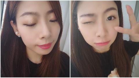 五分钟化妆挑战 by @Alexia大童