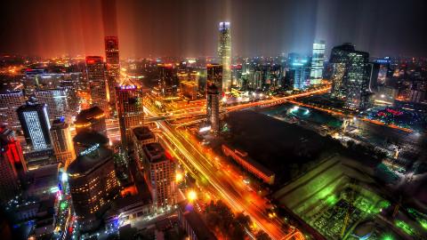 帝都—北京(威严的城市)