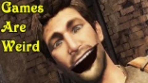 【youtube那些诡异搞笑的游戏BUG】 第177期