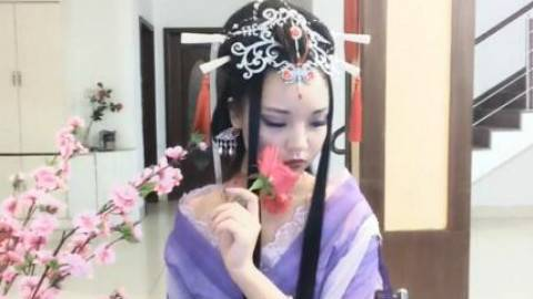 【古风cos教程】论如何成为一名妖神?-花千骨-