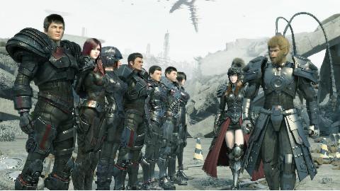超神学院之黑甲03:黑色长城