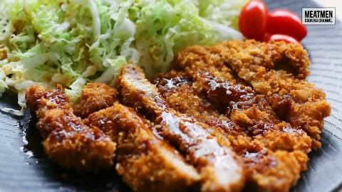 【MEATMEN】日式炸猪排~