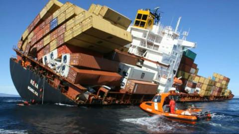 各种轮船事故