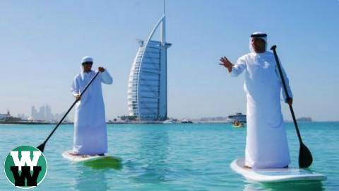 只能在迪拜看到的十大奇景@柚子木字幕组