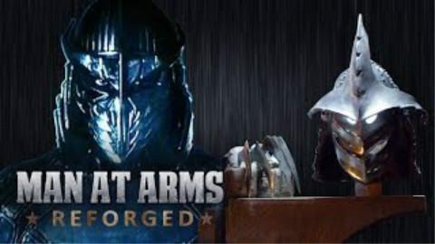 武器人间:重铸—超级施莱德的头盔(忍者神龟)MAN AT ARMS: REFORGED【中文字幕】