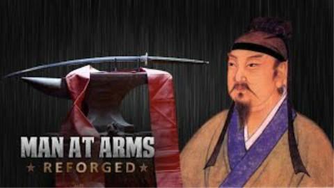 武器人间:重铸—单刀(单刀法选中国 1616)MAN AT ARMS: REFORGED【中文字幕】