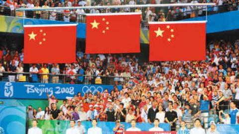 神一般的中国乒乓球