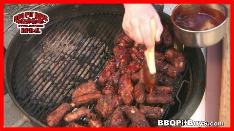 【soso字幕】美国佬土豪BBQ吃法 玛格丽塔烤边排 @Sofronio