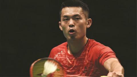 羽毛球史上惊奇大神20大杂耍,林丹、李宗伟、盖德、安塞龙