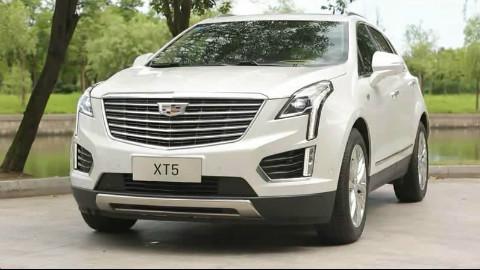 车TT - 重新定义豪华SUV标准-评测上海通用凯迪拉克XT5