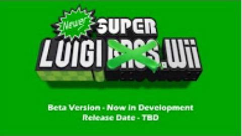 Playtrough - Newer Super Luigi Wii Demo v1.1