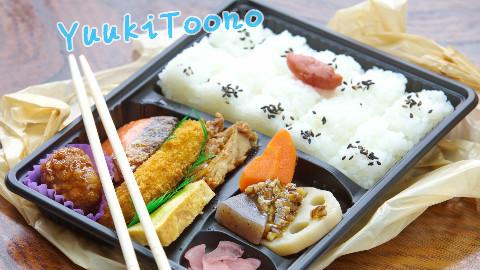 【日本科学技术】便利店便当(各式鲜食)的制作流程「中文字幕@YuukiToono 」