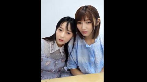 小映助学映客直播 SNH48邵雪聪 孙歆文 20160826