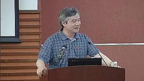 """贺卫方教授电子科技大学中山学院""""法律权威与中国法治"""""""