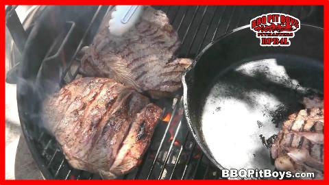 【soso字幕】美国佬土豪BBQ吃法 西部肩颈肉排 @Sofronio
