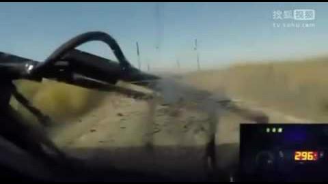 【慎入】 实拍飞鸟撞上时速300公里的高铁瞬间