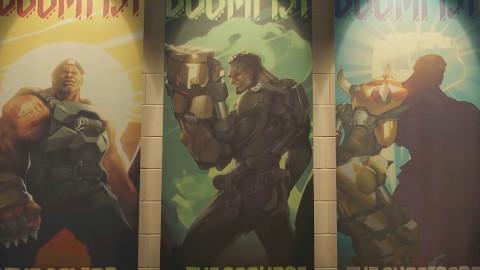 """【守望先锋】即将到来的新英雄""""DoomFist""""线索?(超清字幕版)"""