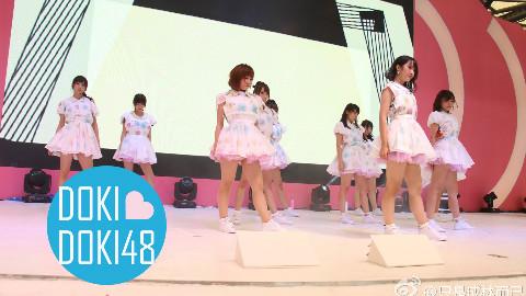 【ACFUN舞斗大赛2】DOKIDOKI48-Must Be Now|小跳步|vinginity