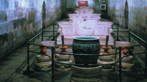 定陵传奇:中国唯一被发掘的皇帝陵墓【探索发现-考古中国】