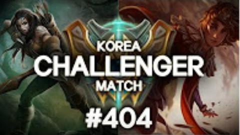 快速看完一局韩服王者质量局#404 Scout, Duke, MinKOOK2