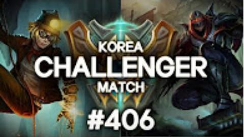 快速看完一局韩服王者质量局#406 Faker, 율천고 최현우, Lehends