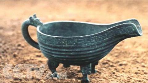 发现周原【探索发现-考古中国】