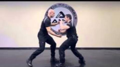 一些常见的军警CQC技术