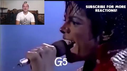 老外对迈克尔杰克逊经典表演的反应