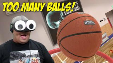 令人捧腹的!!In my face on the ball!——3个虚拟游戏!