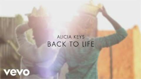 Alicia Keys - Back to Life官方MV