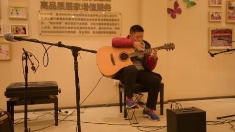 【吉他指弹】看了砸吉他系列 11岁小学生逆天指弹