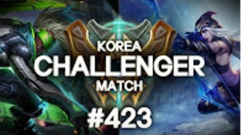 快速看完一局韩服王者质量局#423 SoHwan, Cuzz, 만기퇴소, Axi
