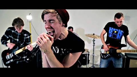 AS IT IS - Can t Save Myself  Official Music Video