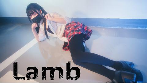 【阿叶君】++LAMB++【黑丝双马尾8厘米高跟挑战】
