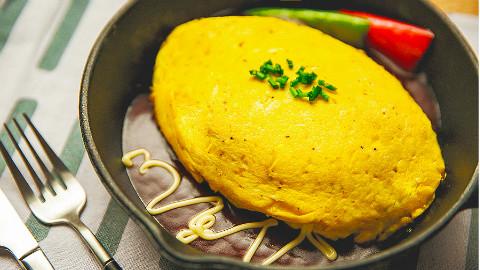 【心有所属】蛋包汉堡肉的做法丨绵羊料理