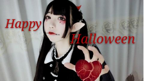 【初投稿】Happy Halloween 猫耳双子振付