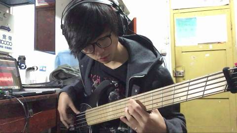 【叁贰】Periphery - Marigold Bass Cover【又老了一岁庆典】